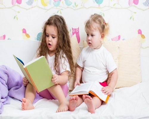10 carti excelente pentru copiii de pana in 3 ani