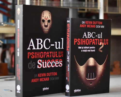 "Recenzie - ""ABC-ul psihopatului de success"" - Kevin Dutton, Andy McNab"