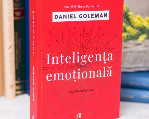 """Recenzie - """"Inteligenta emotionala"""" – Daniel Goleman"""