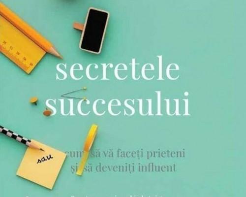 """Recenzie - """"Secretele succesului"""" – Dale Carnegie"""