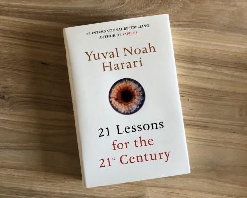 "Recenzie - ""21 de lectii pentru secolul XXI"", de Yuval Noah Harari"
