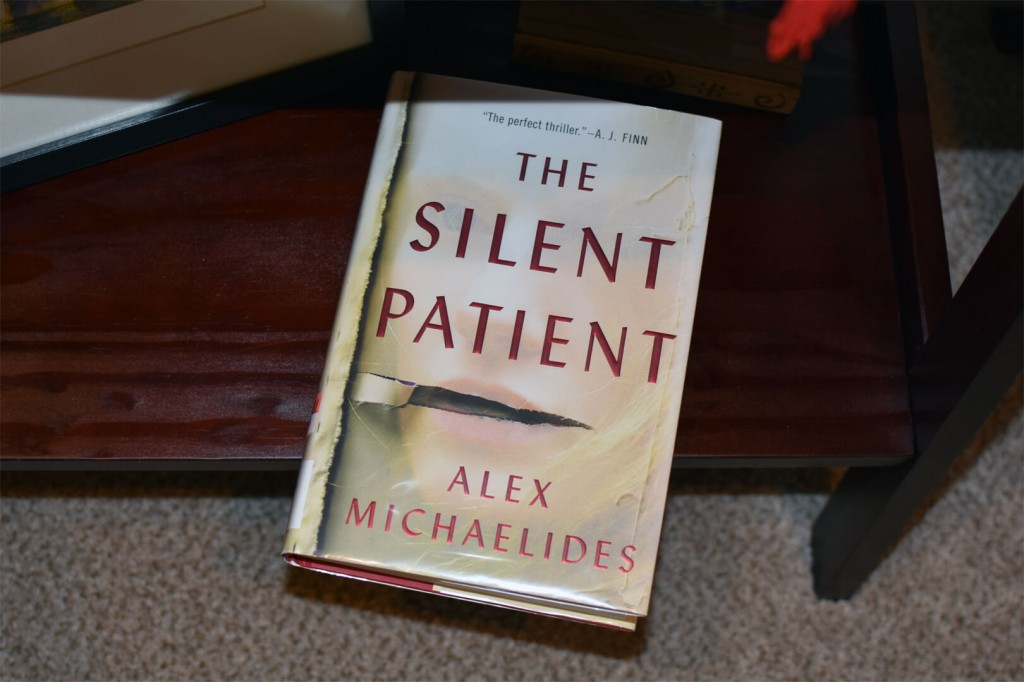 "Recenzie - ""Pacienta Tacuta"" de Alex Michaelides"