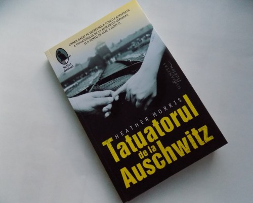 "Recenzie - ""Tatuatorul de la Auschwitz"", de Heather Morris"