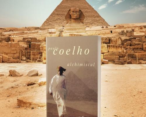 Recenzie - Alchimistul - Paulo Coelho