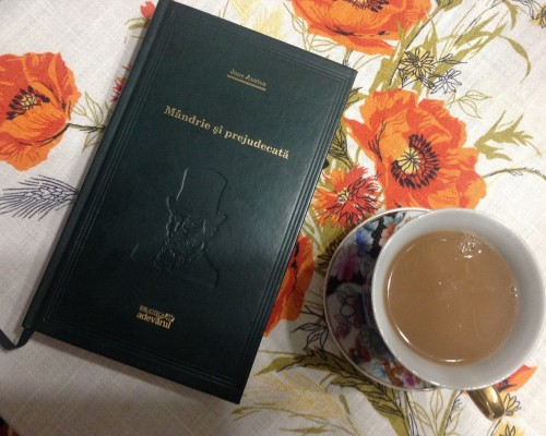 Recenzie - Mandrie si prejudecata - Jane Austen
