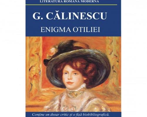 Rezumat - Enigma Otiliei - George Calinescu